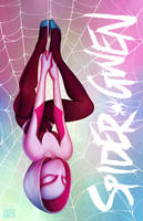 Spider Gwen by joifish