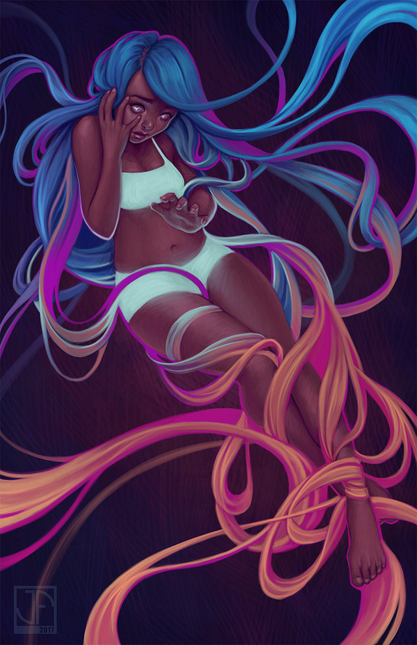 Tangles by joifish