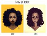 Draw It Again: Curls