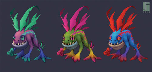 Murlocs by joifish
