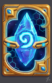 Hearthstone Card Back Concept: Pylon