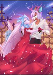 The Grand Royal Waltz by Mizuki-Claire-Rose