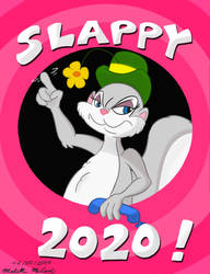Slappy for Animaniacs 2020!