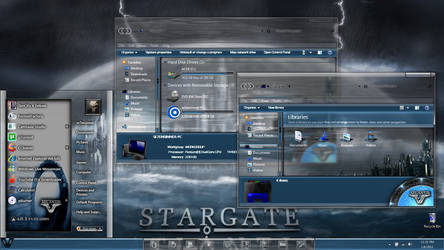 SG Atlantis by Se7ensinner