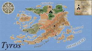 Tyros Map
