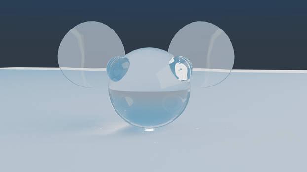Glassmau5 - Deadmau5 in Glass