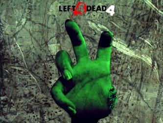 Left 4 Dead 4 Cover Art Design