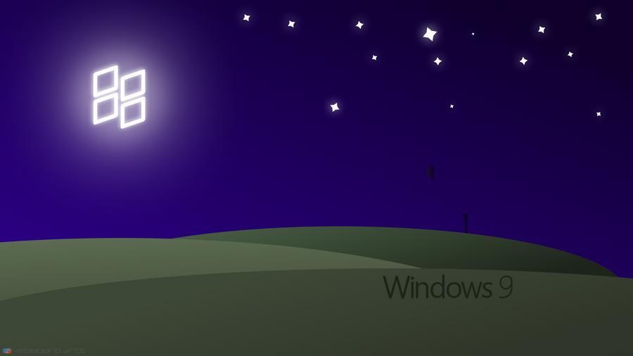 Windows  Night Wallpaper Fanart X By Kevboard