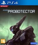 Probotector Remake ---Cover+Logo--- Contra