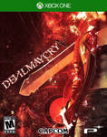 Devil May Cry 5 ---Cover+Logo--- DMC5 by kevboard