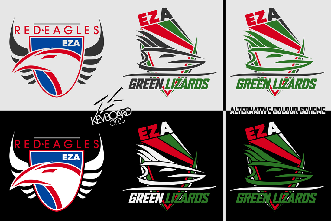 EasyAllies -BIG VERSION- RedEagles+GreenLizards v2 by kevboard