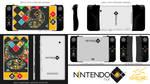 Nintendo NX - Handheld concept -Design Idea- 2.0 by kevboard