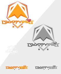 EZA - Prodcast Team Logo - DROOPY EAGLE by kevboard