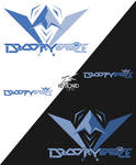 EZA - Prodcast Team Logo - DROOPY EAGLE 3.0