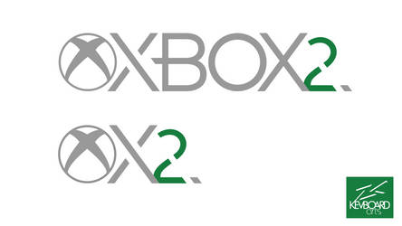 Xbox Two | Logo Idea #1 | 'Xbox 2' by kevboard