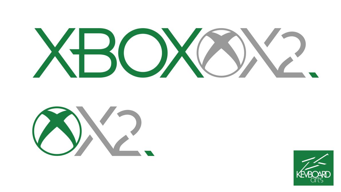 Xbox Two | Logo Idea #2 | 'Xbox X2' by kevboard
