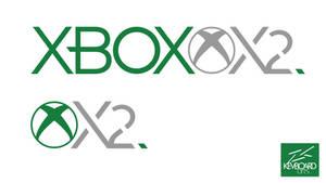 Xbox Two   Logo Idea #2   'Xbox X2'