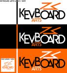 Kevboard Arts - New Logo 2019 - by kevboard