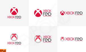 Xbox Two | Logo Idea #4 | 'Xbox RED'