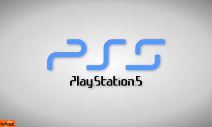 PlayStation 5 | Logo Idea #2 | 'PS5 type 1'