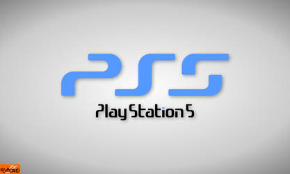 PlayStation 5 | Logo Idea #2 | 'PS5 type 2'