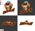 EZA-Prodcast Season 5 Logo // Gorgeous Gorillas v3
