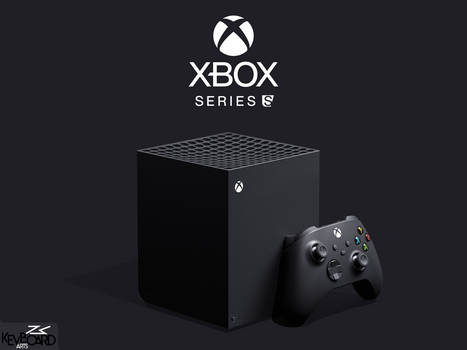 Xbox Series X / Console Mockup / Xbox Series S