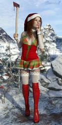 Ho, Ho, Ho, Merry Christmas by demontroll