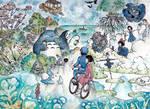 Ghibli Path