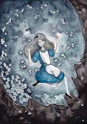 Alice's Evidence by natzufall