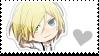 Yuri!!! on Ice Stamp #4 by samanta199822