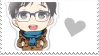 Yuri!!! on Ice Stamp #6
