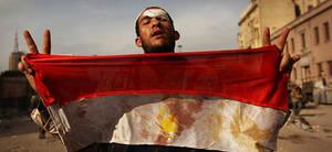 Egypt chaos by diyubaku