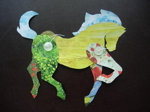 Marius, the stallion
