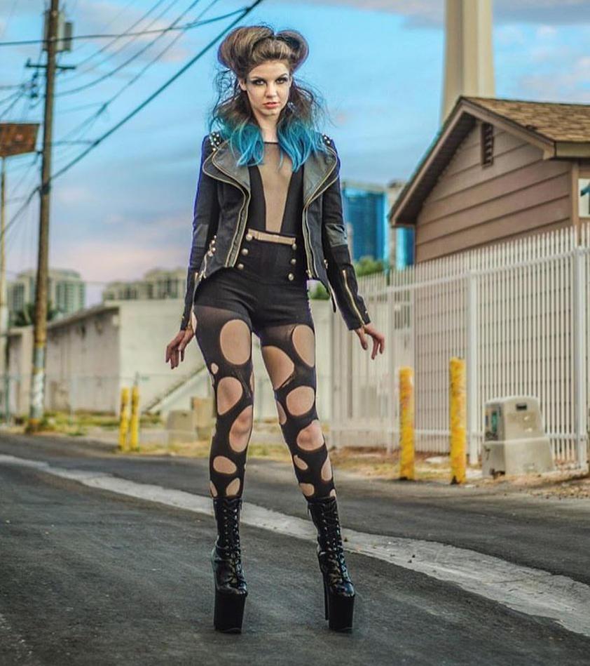 Cyber Punk by FaeDcay