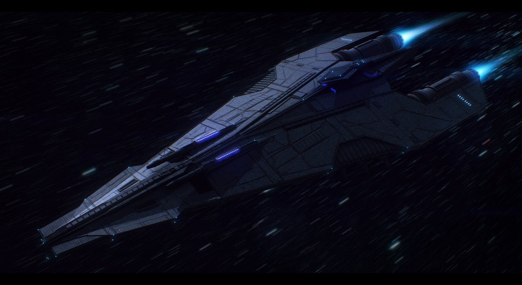 Arion Dreadnought by MaragrizX