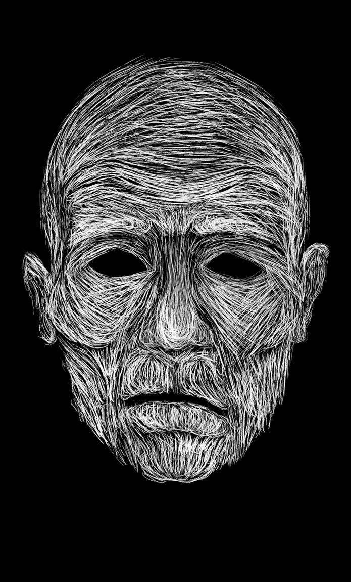 Wrinkle Boy by JonathansArtLog