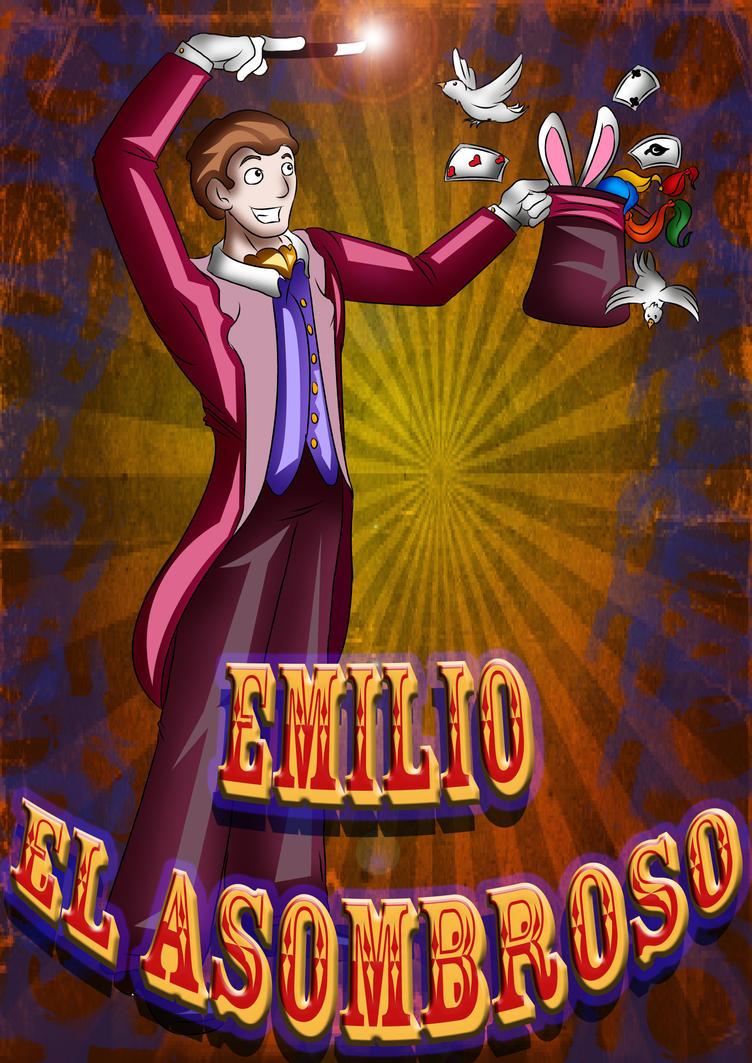 EMILIO EL ASOMBROSO by ZUNDREK