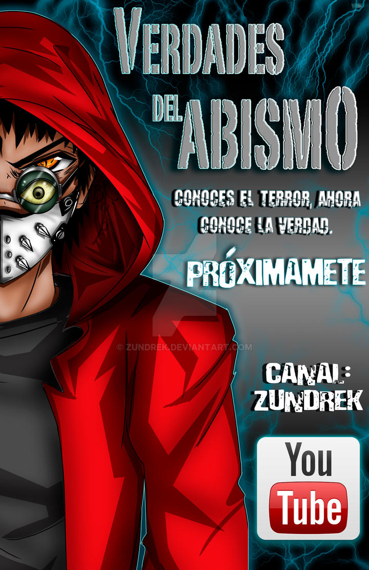 Cartel Proximamente by ZUNDREK