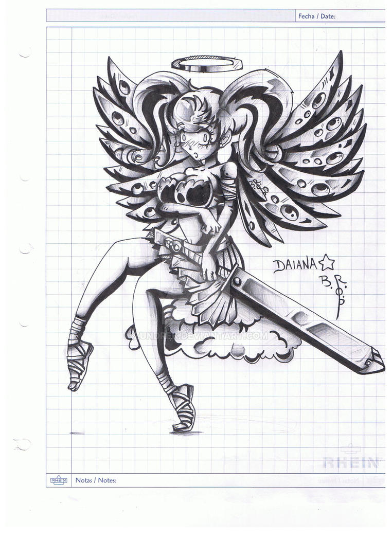 Daiana 001 by ZUNDREK