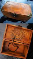 Supernatural Inspired Protective Box