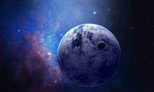 Friendly planet by danich01