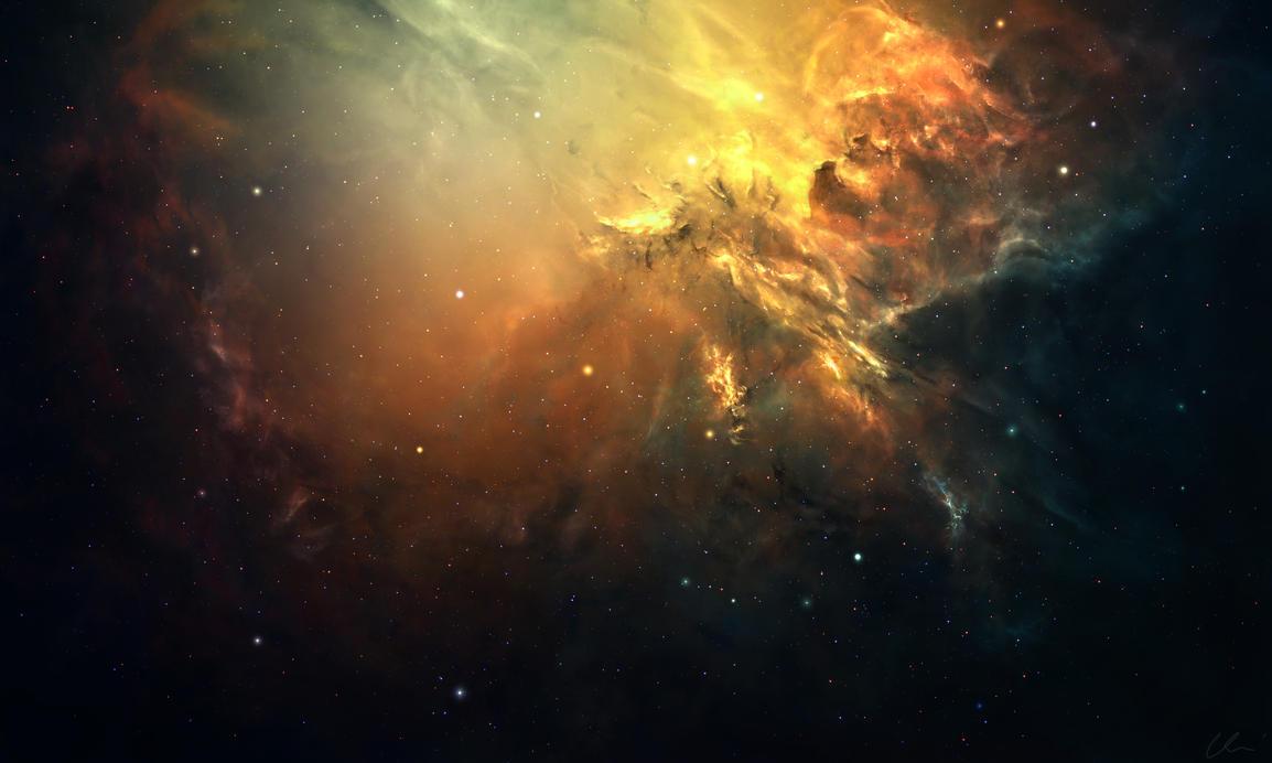 nebula space dust star - photo #21