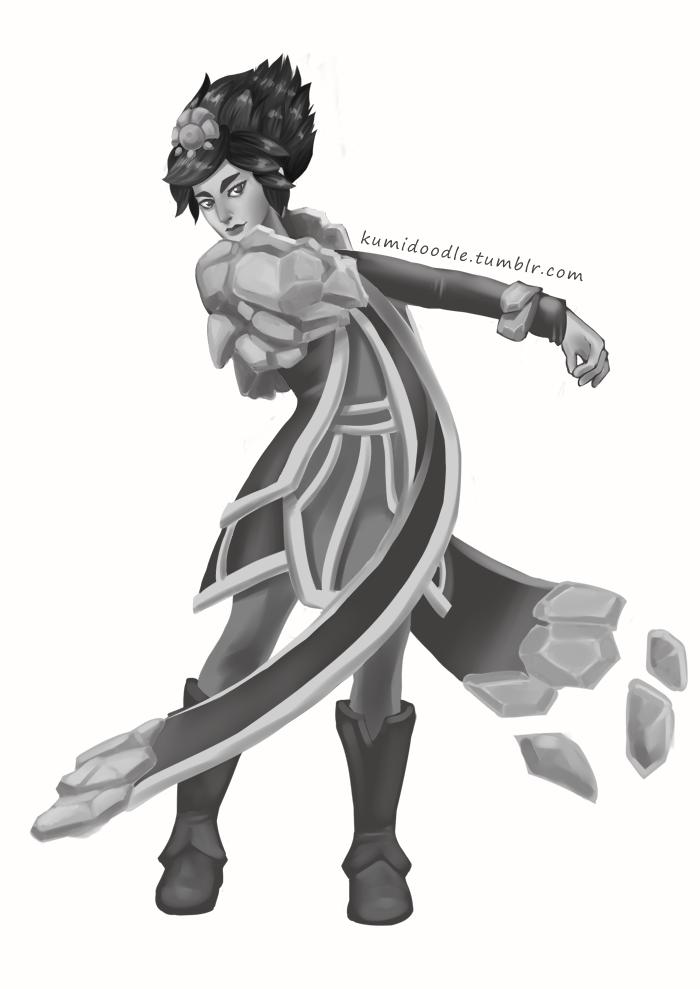 Taliyah by kumiko5
