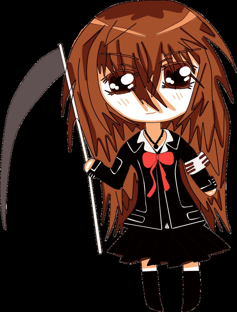 Vampire Knights Yuki Cross Chibi by LastKey on DeviantArt