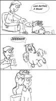 Old Garfield Comic