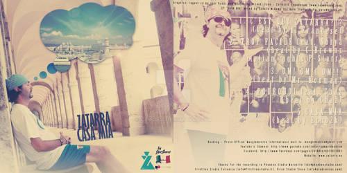 Zatarra - Casa mia [CD Cover]