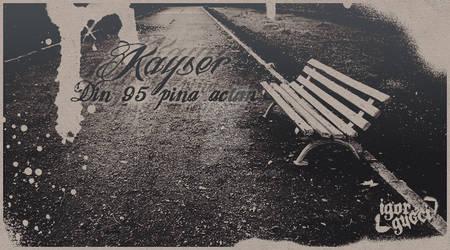 Kayser - Din '95 pina acum [YouTube Cover]