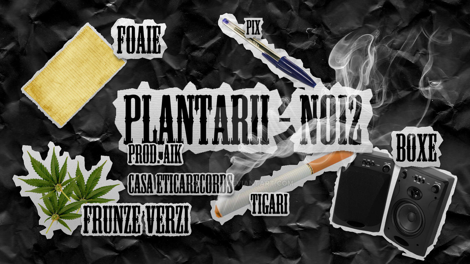 Plantarii - Noi 2 [YouTube Cover] by igorgucci