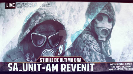 SA-Unit - Am revenit [YouTube Cover]